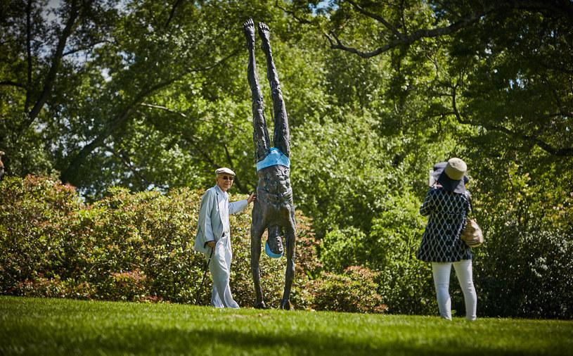 "Wystawa ""Balance in Nature"" - Old Westbury Gardens, Long Island, NY, USA, 2019. Fot. B. Kędziora/Fundacja Art&Balance /"