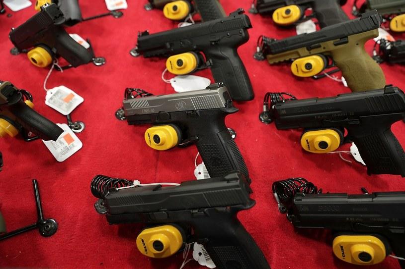 Wystawa broni w Chantilly w Stanach Zjednoczonych, zdjęcie ilustracyjne /AFP