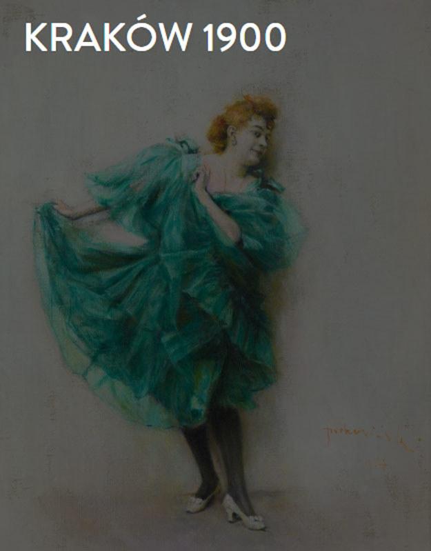 """Wystawa """"Kraków 1900"""" w Kamienicy Szołayskich /materiały prasowe"""