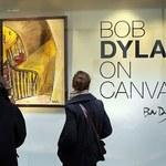 Wystawa obrazów Boba Dylana