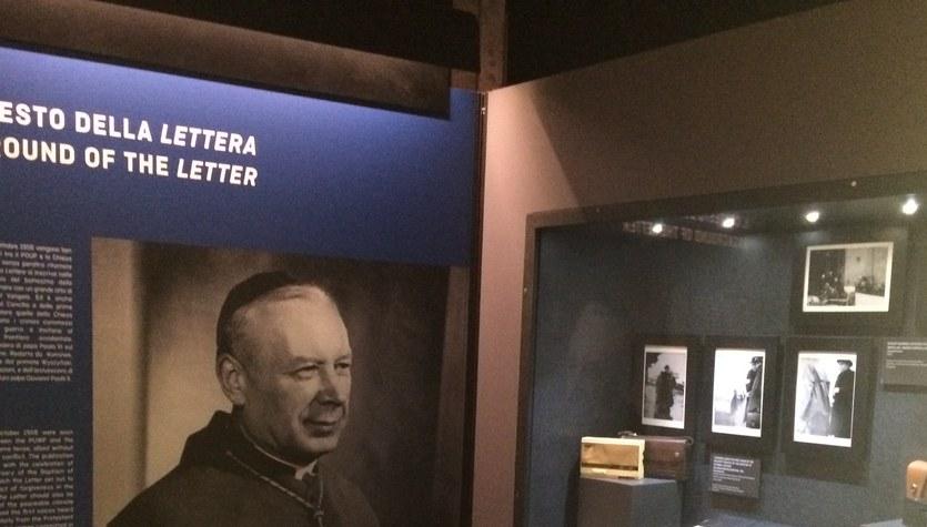 """Wystawa """"Przebaczenie i pojednanie. Kardynał Kominek, nieznany ojciec Europy"""""""