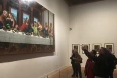"""""""Wystawa stulecia"""". Arcydzieła Leonarda da Vinci prezentowane w paryskim Luwrze"""