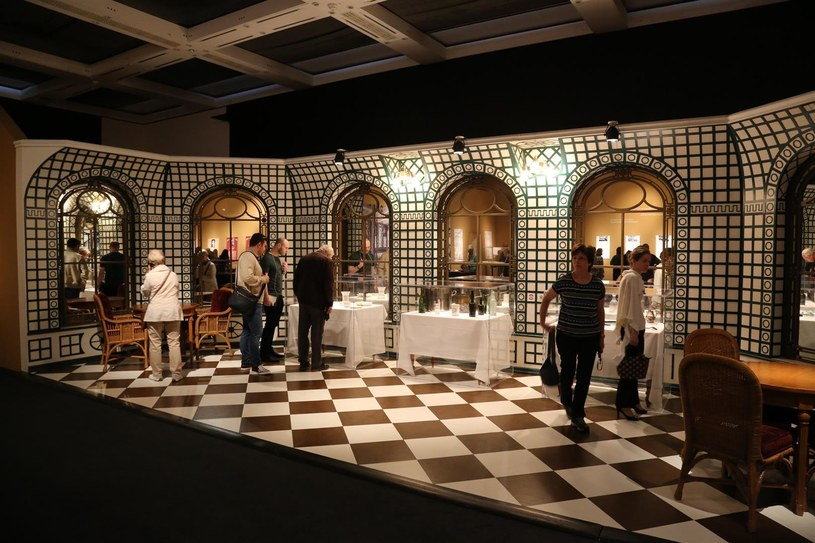 Wystawa Titanic. The exhibition /materiały prasowe