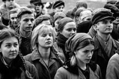 """Wystawa zdjęć z planu """"Zimnej wojny"""" Pawła Pawlikowskiego"""