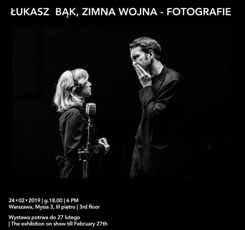 """Wystawa zdjęć z """"Zimniej wojny"""" autorstwa Łukasza Bąka /materiały prasowe"""