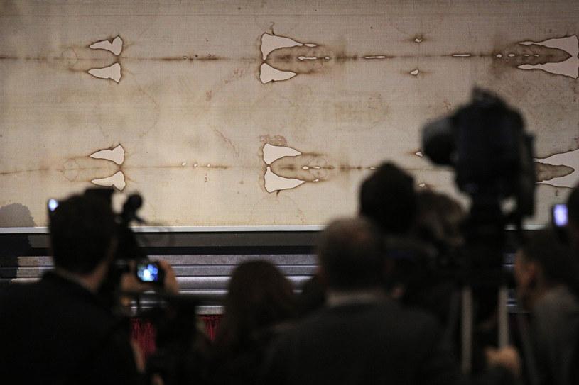 Wystawienie Całunu Turyńskiego /MARCO BERTORELLO / AFP /AFP