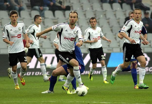Występ Danijela Ljuboji stał pod znakiem zapytania. Serb doszedł do zdrowia i zagra w pierwszym składzie /PAP