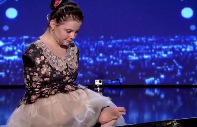 Występ Lorelai oczarował publiczność i jurorów /NVD Brasil /YouTube