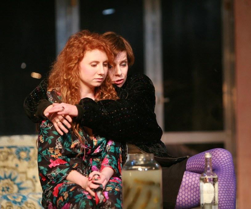 """Występ w sztuce """"Merylin Mongoł"""" u boku Agaty Kuleszy ocenia jako najważniejszą przygodę teatralną w swoim życiu /Luka Lukasiak /East News"""