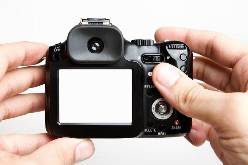 Wyświetlacz to najbardziej narazony na usterki element kazdego aparatu /123RF/PICSEL