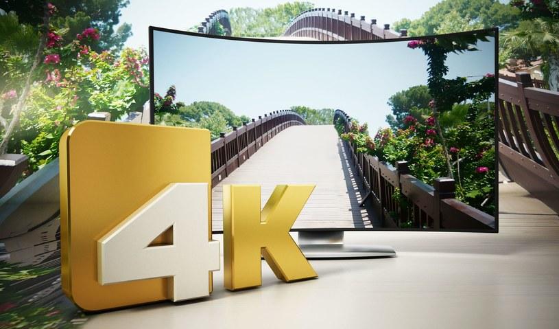 Wyświetlacz to najważniejszy element telewizora 4K /123RF/PICSEL