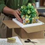 Wysyłanie prezentów kurierem