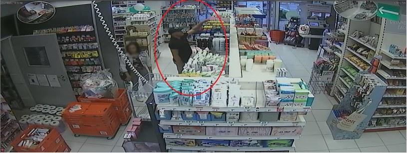 Wyszedł ze sklepu i nie zapłacił za towar /Komenda Miejska Policji w Elblągu /Policja