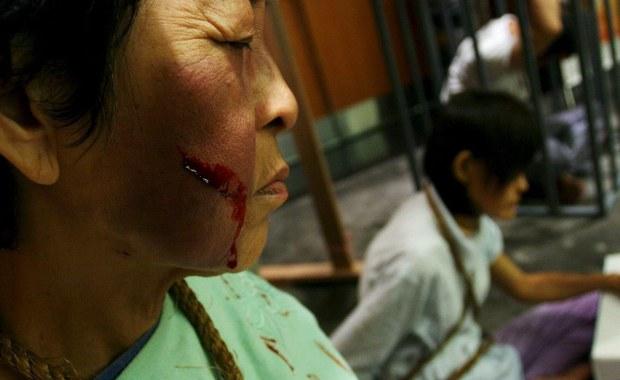 Wyszukane tortury Chińczyków. Tak reżim karze swoich więźniów