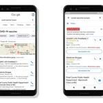 Wyszukiwarka Google i Mapy Google wskażą lokalizację oraz dostępność szczepionek