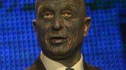Wytatuowany artysta chce być prezydentem Czech