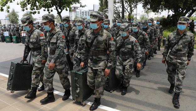 Wywiad USA: Chiny ukrywały epidemię i zaniżają dane