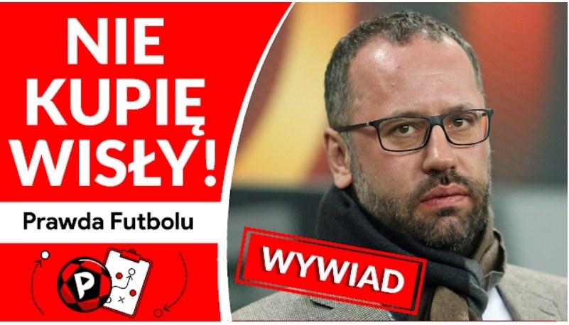 """Wywiad z Bogusławem Leśnodorskim na """"Prawdzie Futbolu"""" został ocenzurowany przez YouTube /"""