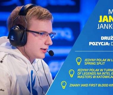 """Wywiad z Marcinem """"Jankosem"""" Jankowskim, profesjonalnym graczem League of Legends"""