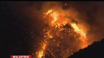 Wywołał gigantyczny pożar, żeby zaimponować rodzinie
