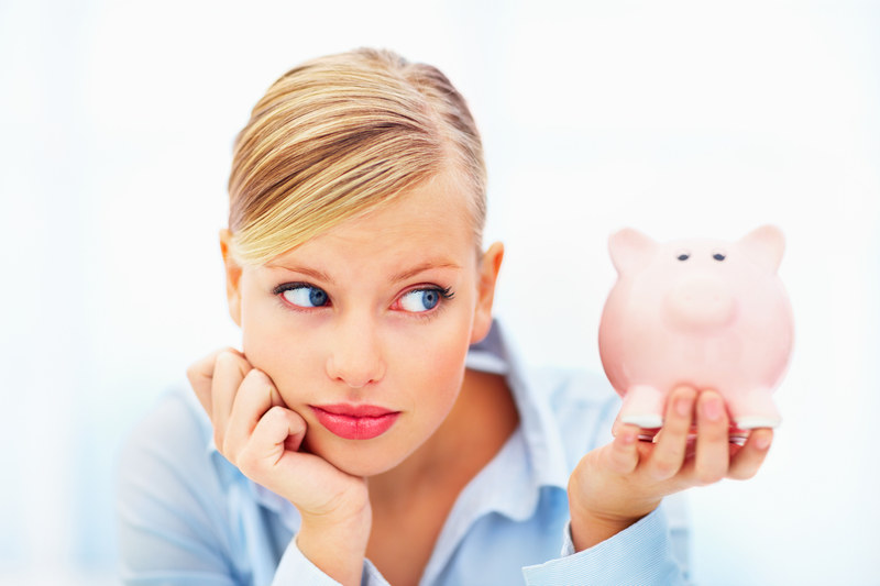 Wyznacz też sobie cel oszczędzania, bo to bardziej dopinguje /© Panthermedia