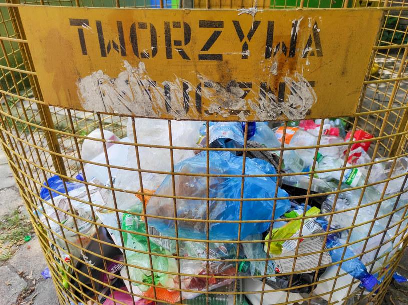 """Wyższe poziomy recyklingu? """"Śruba będzie dokręcana"""" /Piotr Kamionka /Reporter"""