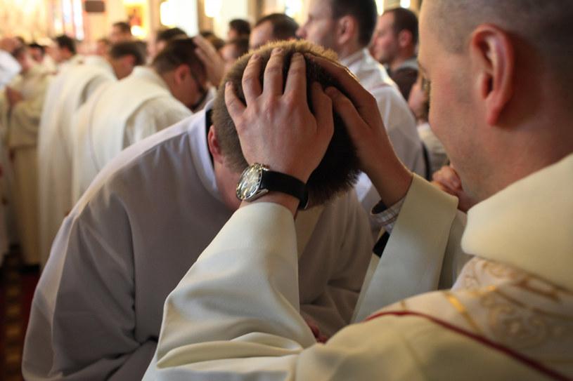 Wyższe Seminarium Duchowne Księży Pallotynów w Ołtarzewie /Tomasz Barański /Reporter