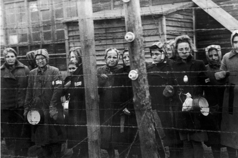 Wyzwolenie obozu w Ravensbrück /Getty Images