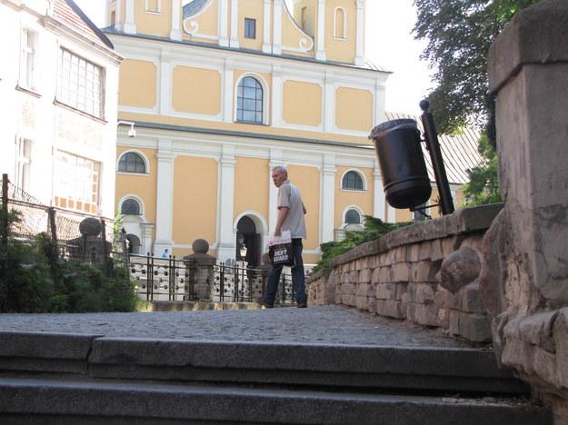 Wzgórze Przemysła  /Piotr Świątkowski /RMF FM