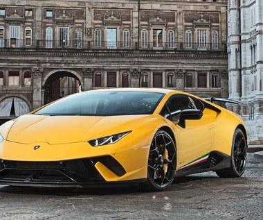 Wziął koronawirusową dotację i kupił sobie za nią Lamborghini!