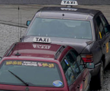 Wzięli się za taksówkarzy
