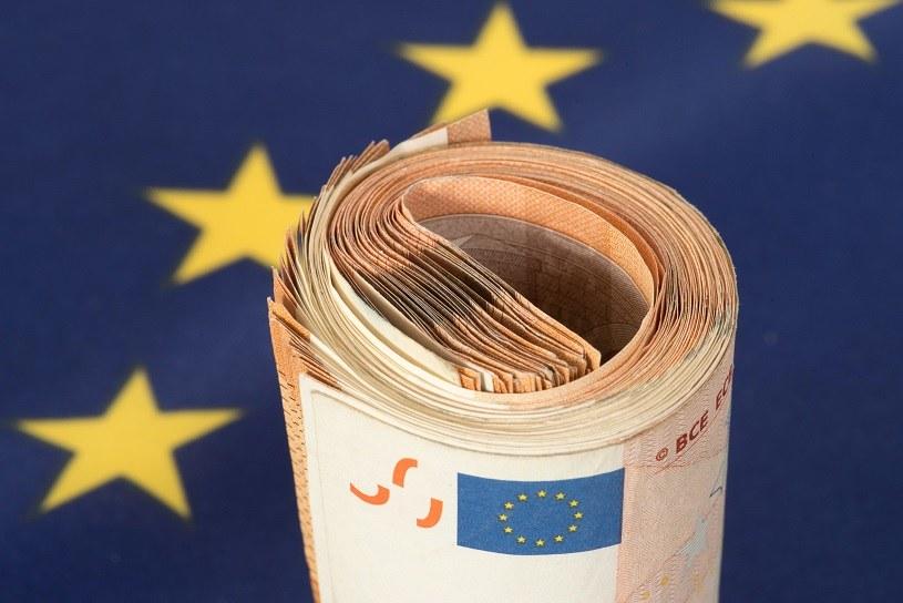 Wzmacnia się wspólna waluta... /123RF/PICSEL