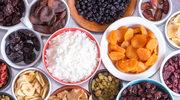 Wzmacniająca dieta bakaliowa dla zajętych