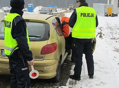 Wzmożone kontrole pojazdów /KWP Katowice
