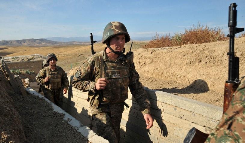 Wznowienie walk w Górskim Karabachu /AFP