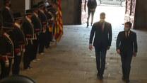 Wznowiono rozmowy po działaniach separatystycznych Katalonii. Premier Hiszpanii udał się do Barcelony
