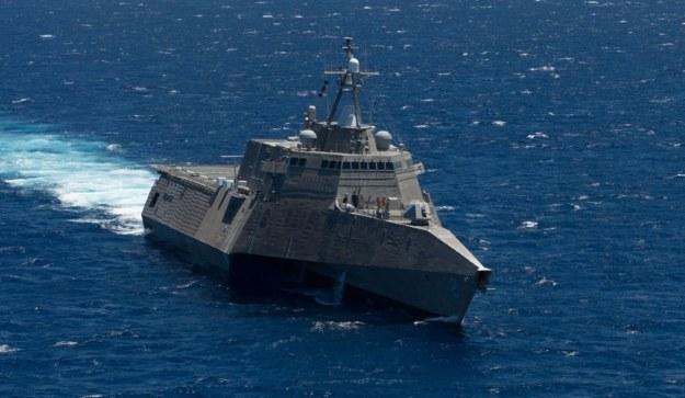 Wzorem dla nowych rosyjskich korwet mają być m.in. amerykańskie okręty do działań przybrzeżnych typu Independence – fot. mil.ru /materiały prasowe