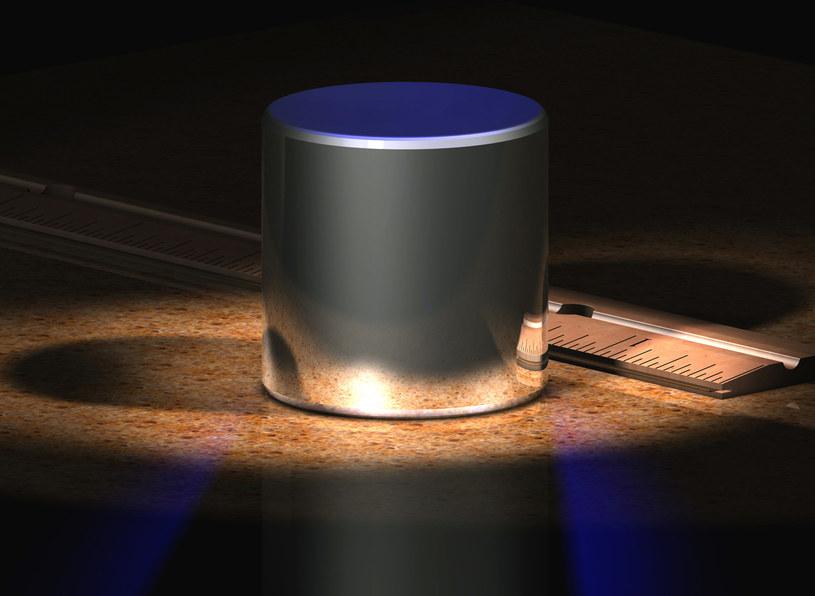 Wzorzec kilograma /Wikipedia