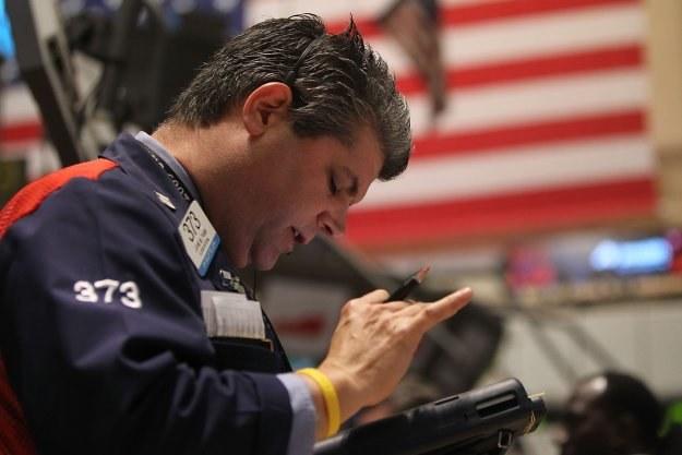 Wzrasta prawdopodobieństwo kolejnej rundy luzowania polityki monetarnej przez FED /AFP