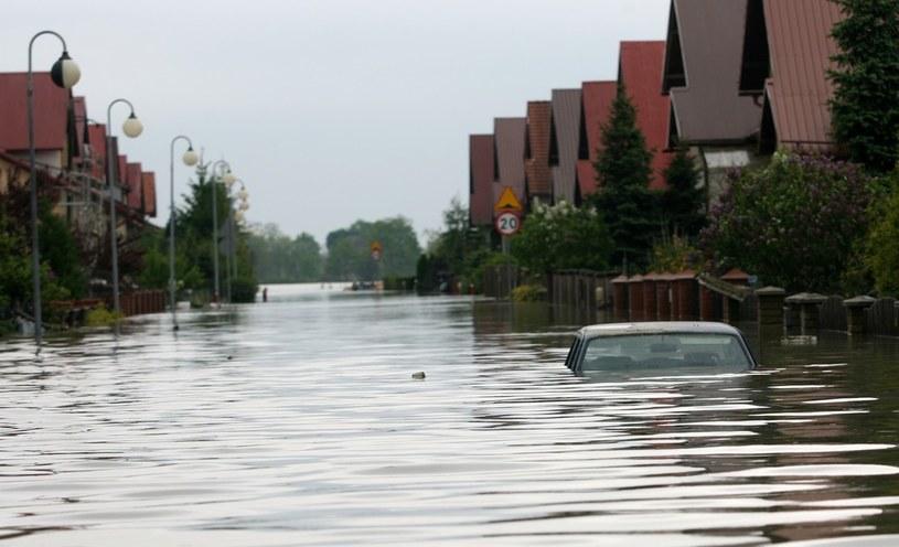 Wzrasta ryzyko powodzi /Katarzyna Mała /East News