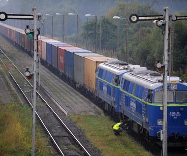 Wzrósł tranzyt towarów z Chin rosyjskimi kolejami