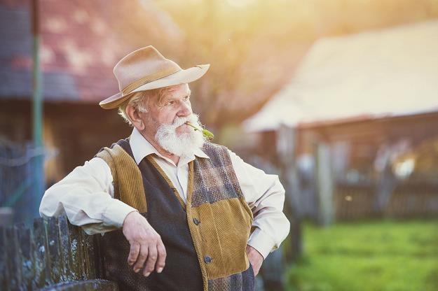 Wzrosną emerytury rolników /©123RF/PICSEL