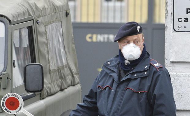 Wzrost liczby zachorowań we Włoszech. Media: Rząd może zamknąć region Lombardii