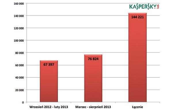 Wzrost liczy ataków wykorzystujących luki w Javie /materiały prasowe