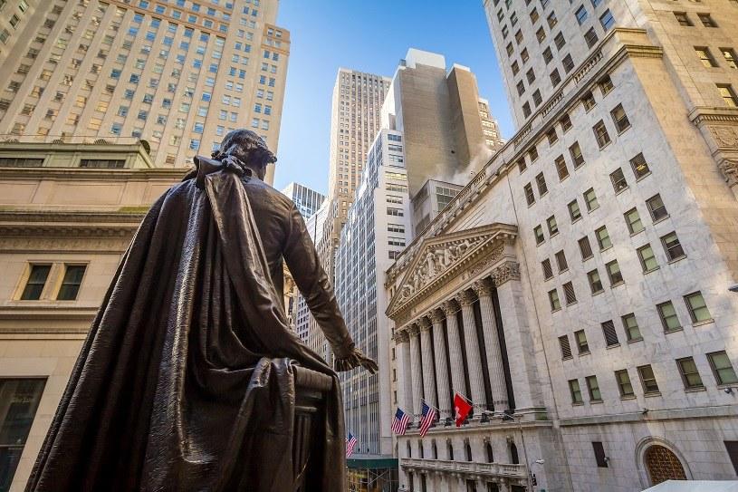 Wzrost na Wall Street /123RF/PICSEL