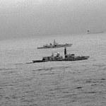 Wzrost napięcia na linii Moskwa - Londyn. Brytyjski okręt eskortował rosyjską fregatę