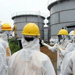 Wzrost promieniowania w elektrowni atomowej w Fukushimie