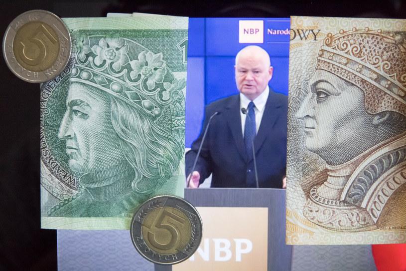 Wzrost złotego podbije inflację. NIK ostrzega, NBP nie widzi problemu /Wojciech Stróżyk /Reporter
