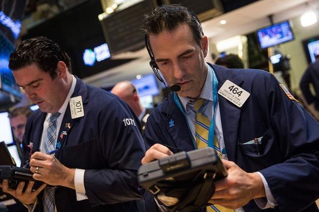 Wzrosty na Wall Street, rynek czeka na Fed /AFP