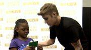 Wzruszające spotkanie 8-latki z idolem (wideo)